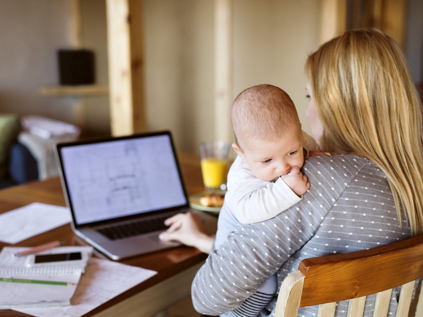 Мотивация к обучению мамам в декрете